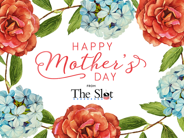 Celebrate Mother's Day With a Thoughtful Card From The Slot