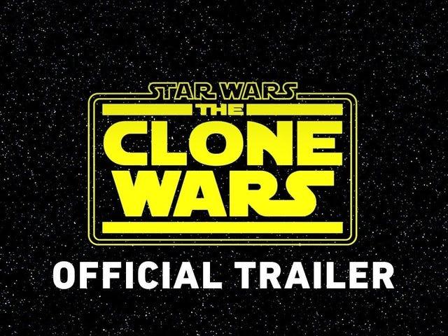 The Clone Wars (Séptima temporada) - Trailer