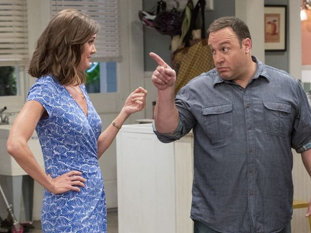 Kevin Can Wait , seerne kan passere