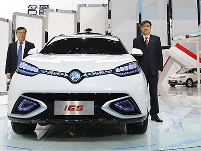 Chinese regering plant nationale standaard voor autonome auto's