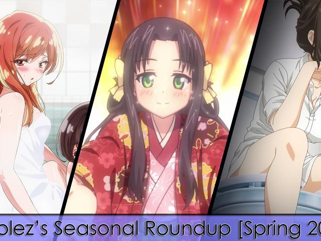 Stínolez's Seasonal Roundup [Spring 2019]