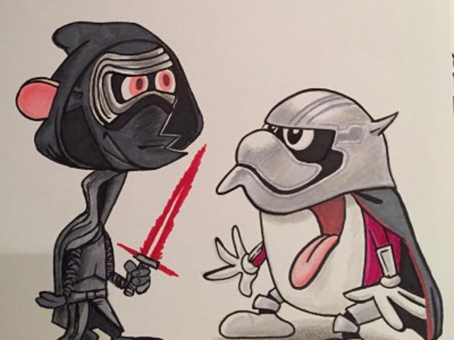 Ang nawawalang character na Star Wars