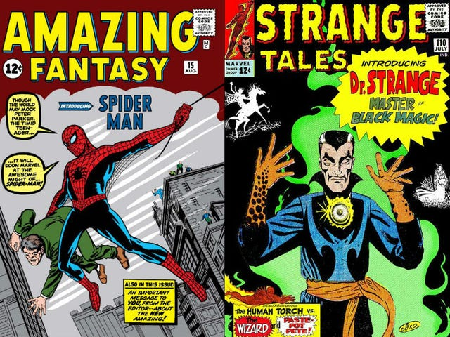 Comic Book Legend Steve Ditko Is Dead