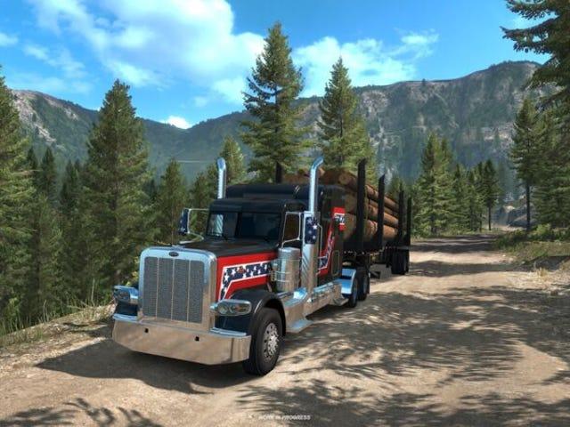 Cyberpunk 2077 og andre E3-spil bliver solgt på damp af American Truck Simulator DLC