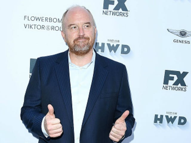 Finally, the Sympathetic Article No One Asked for About How Louis C.K. Can Make His Comeback