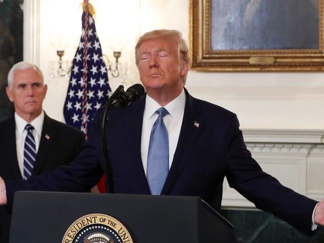 Donald Trump envisage de construire un mur autour du Colorado