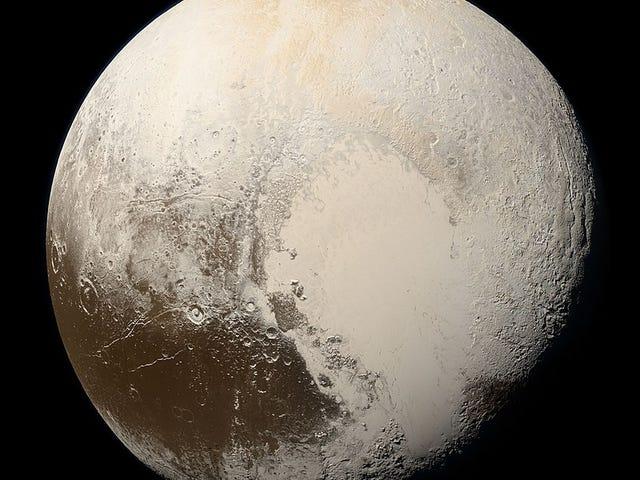 Pluto è tornato, tesoro!