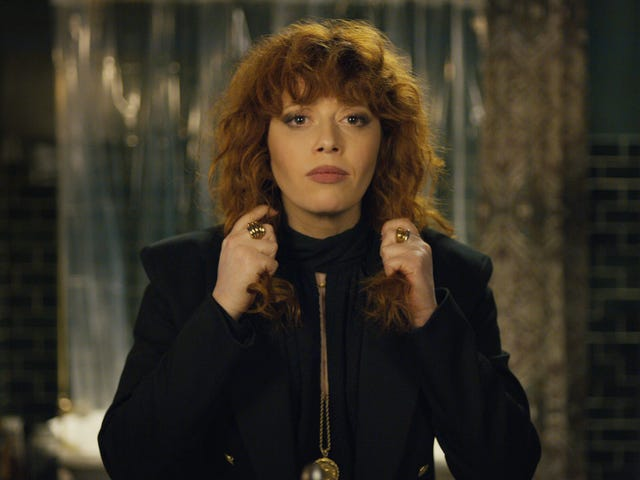 Acerbic yet warm,Russian Doll is more rewarding than any puzzle-box show