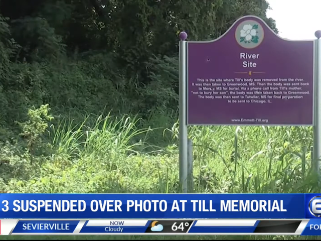 White Students Pose With Guns in Front of Bullet-Ridden Emmett Till Memorial, Department of Justice Launches Investigation