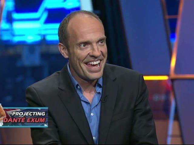 ESPN: n Chad Ford on muutettu takautuvasti vuosikokouksia varten