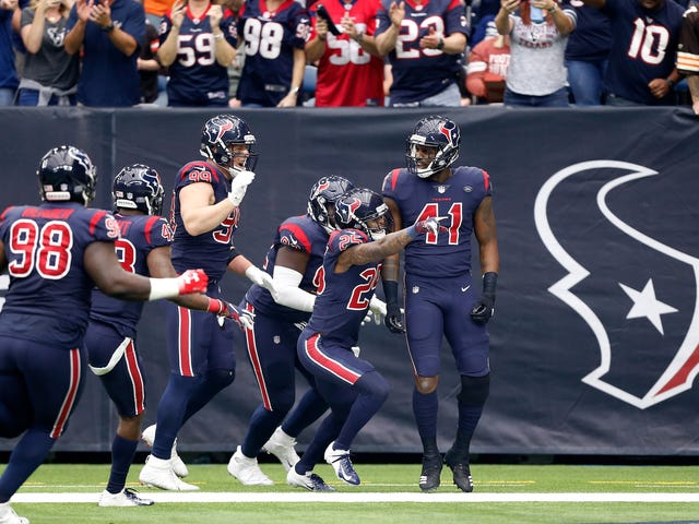 The Texans' Reported Keys To Success Are So Stupid