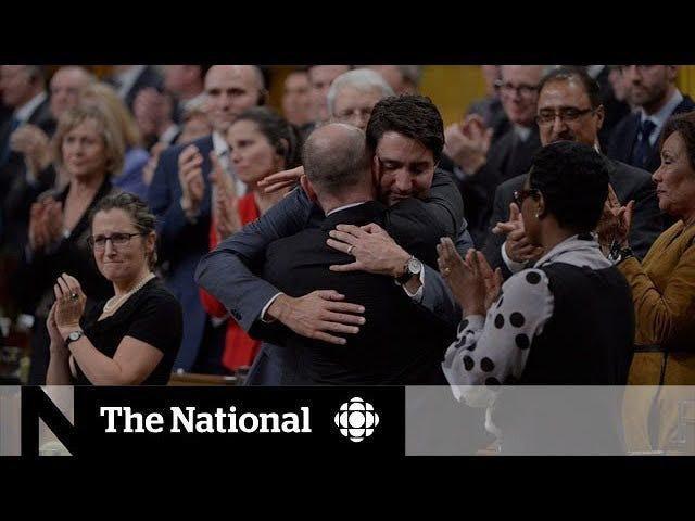 Justin Trudeau si scusa per il trattamento da parte del governo dei canadesi LGBTQ