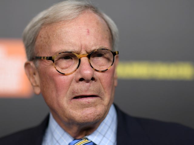 Tom Brokaw's Comment on Hispanics Wasn't Racist. It Was White Magic