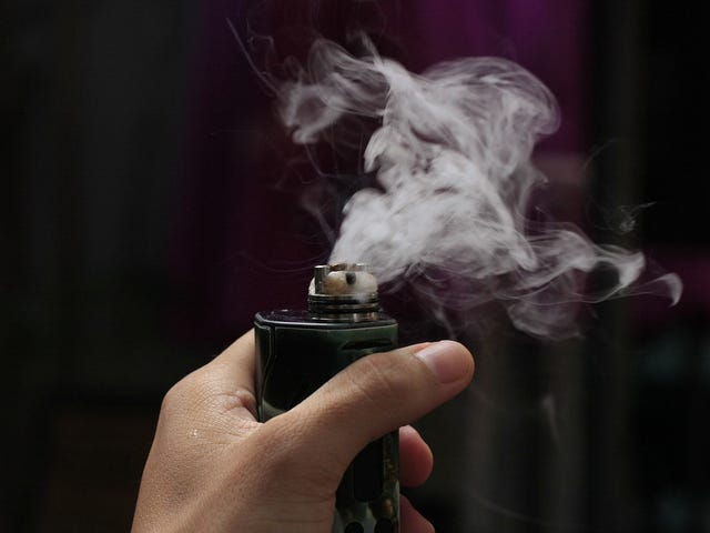 Vaping May Not Help People Quit Smoking After All