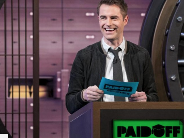 There's a New, Dystopian Game Show Where People Compete to Have Their Student Loan Debts Paid