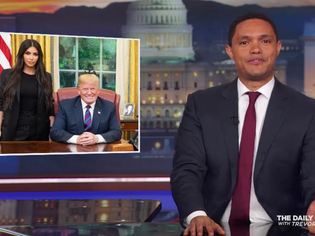 Trevor Noah: The Key to a Trump Pardon? Racist Barack Obama Tweets