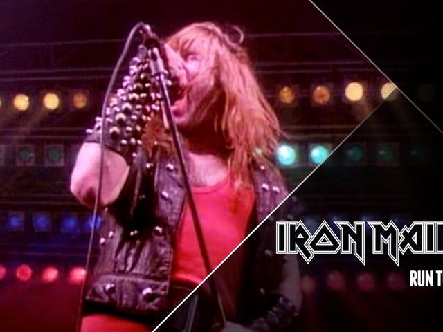 Time To Go To Iron Maiden