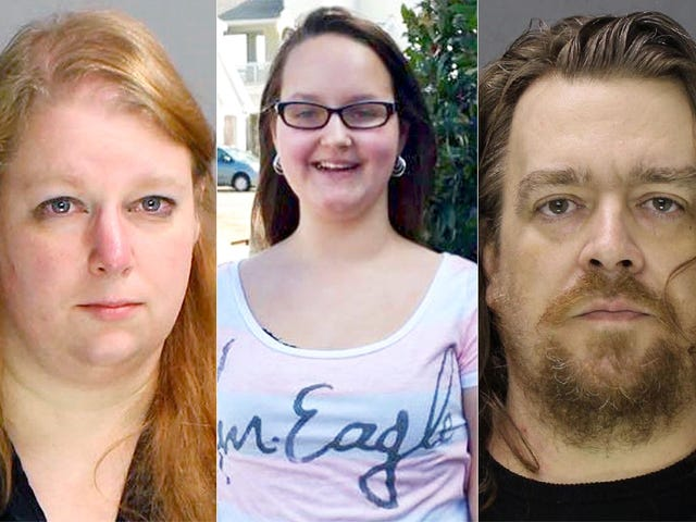 Pennsylvania Woman and Boyfriend Charged With Dismembering Daughter As Realization of Elaborate Rape Fantasy