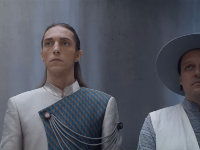 Arcade Fire's Win Butler reveals that, yes, that was him in the Bill & Ted Face The Music trailer