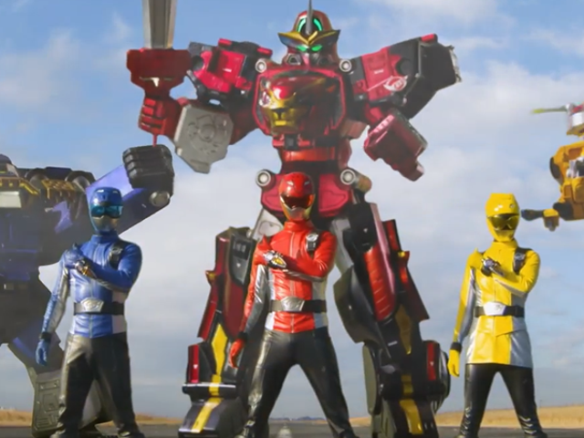 Enter a Morphinominal New Era of Power RangersWith the First Trailer for Beast Morphers