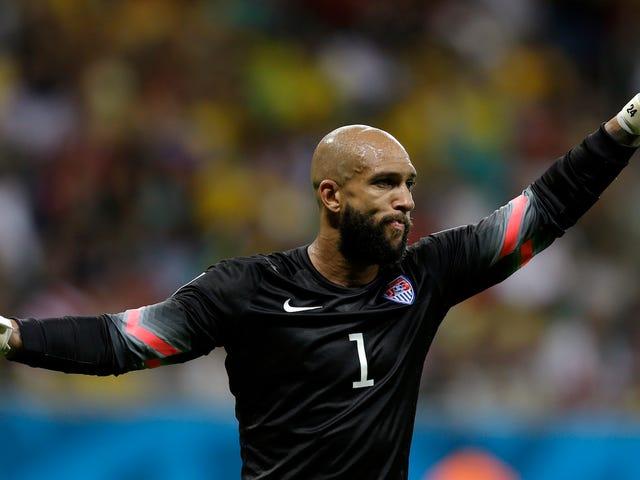 Rapor: Tim Howard, MLS'ye Geri Dönüyor