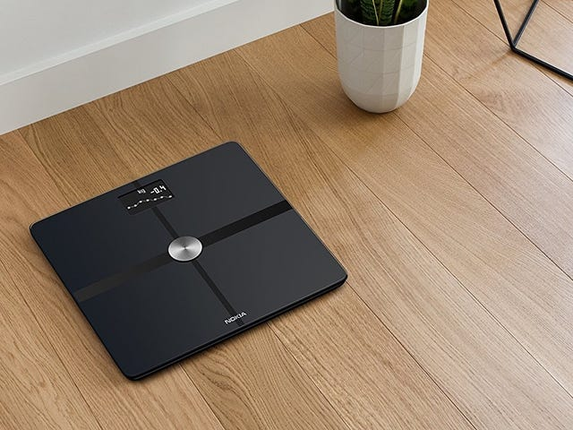 Monitor Your New Year's Resolution Progress With This Discounted Smart Scale