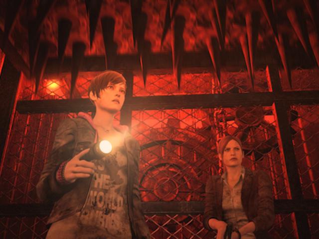 <i>Resident Evil: Revelations 2</i> Episod Terbaru <i>Resident Evil: Revelations 2</i> Memberi Saya Teka-teki Keletihan