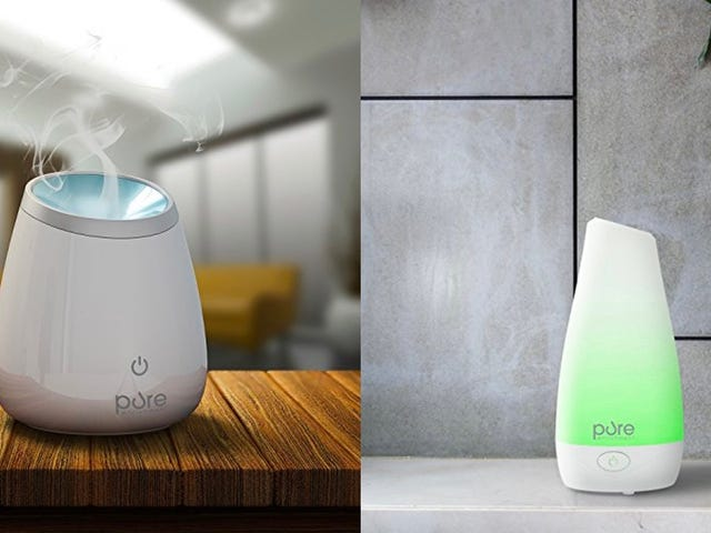 Freshen Your Home With Today's Aromatherapy Diffuser Sale