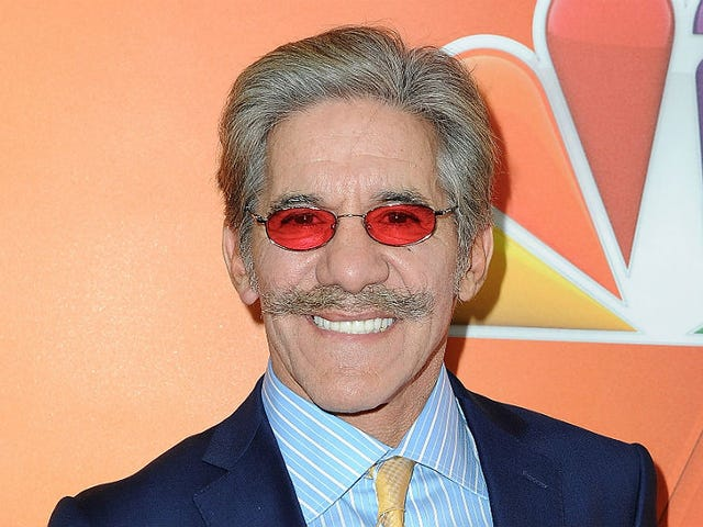 Geraldo Rivera's Current Publicity Tactic Involves Unfettered Racism