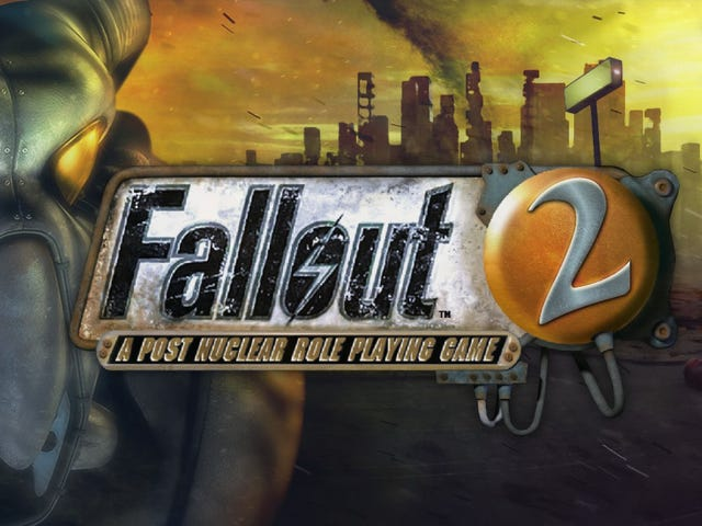 Fallout 2, Or How To Make A Post-Apocalyptic World Fun
