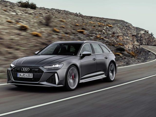 El Audi RS6 Avant 2020 parece demasiado bueno para no venir a América