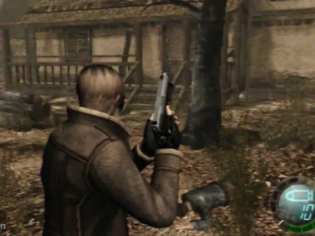 Resident Evil 4를 처음으로 재생합니다!  챕터 1 + 2, 7:30 pm- 11:30 pm, 중부 표준시