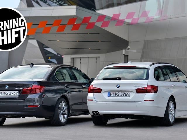 BMW, Daimler and VW Hit With Diesel Collusion Investigation