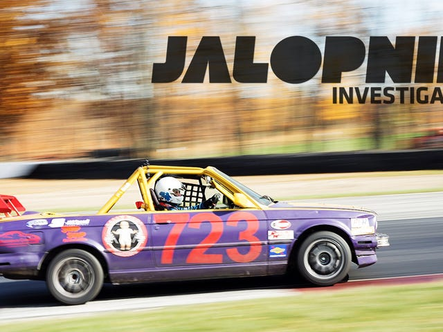 Former Weed Kingpin Racer Returns To The Track After 26 Years In Prison