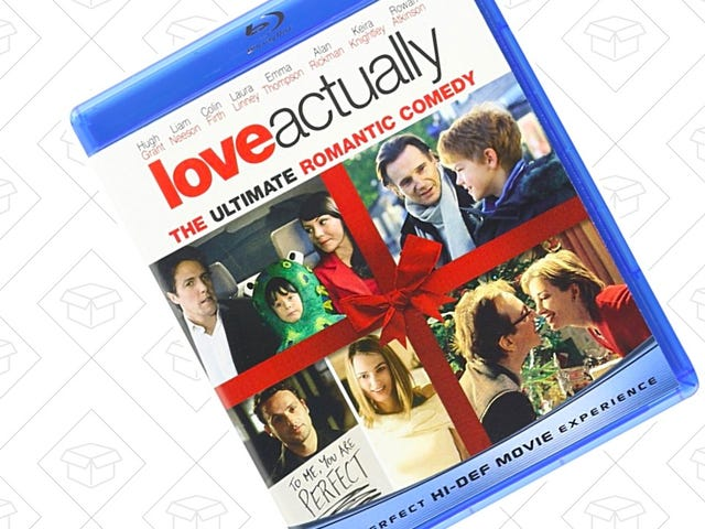 They Took Love Actually Off of Netflix, So You Might As Well Buy It For $7