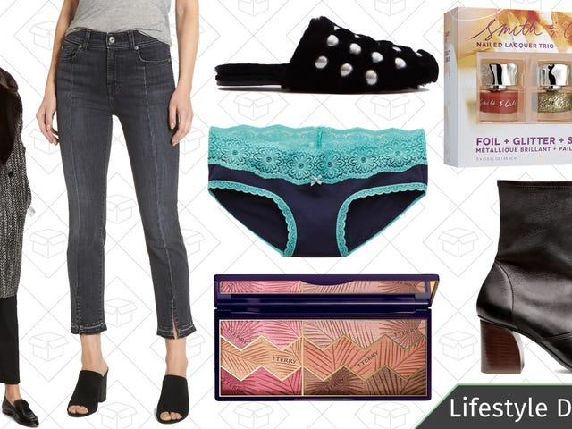 Monday's Best Lifestyle Deals: Aerie, Space NK, H&M, Need Supply, and More