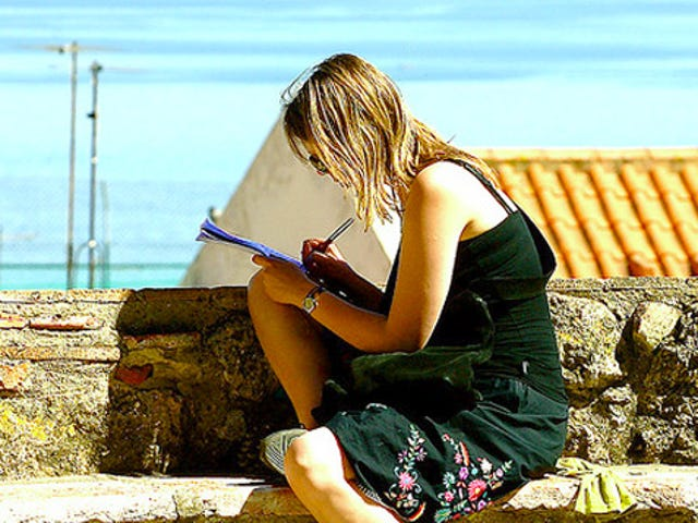 Ανακατεύθυνση της ζωής σας με αυτές τις ασκήσεις γραφής