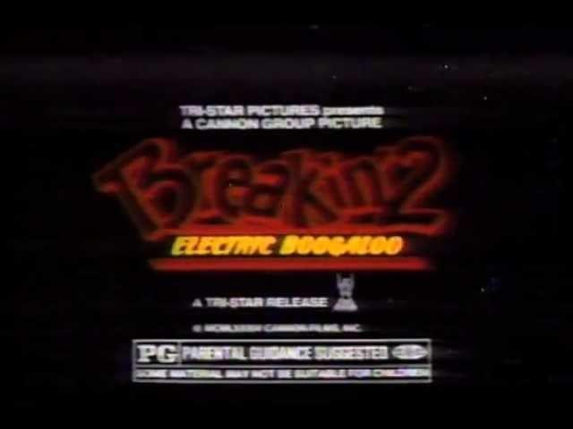 ब्रेकिन 2: इलेक्ट्रिक बूगालू (1984)