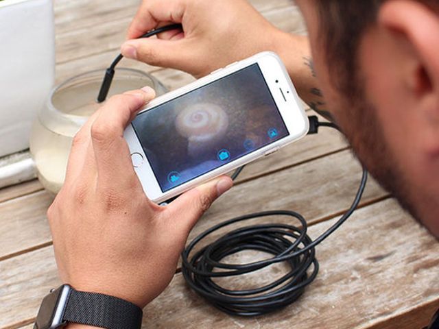 Black Friday Special: Save 50% On This WiFi HD Endoscopic Camera (From $25)