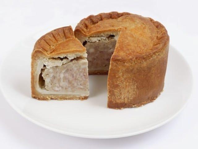 Pie of the Day - Pork Pie