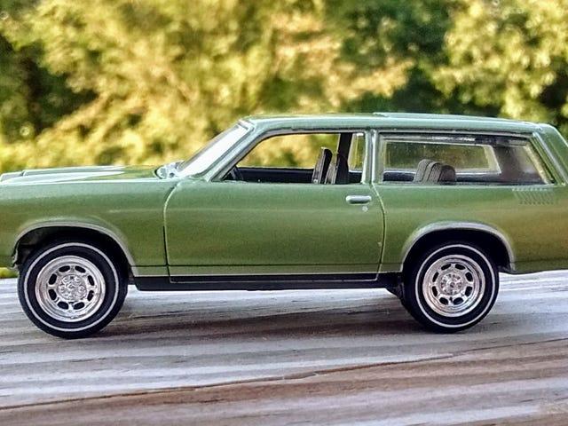 Wagon Wednesday - JL Chevy Vega