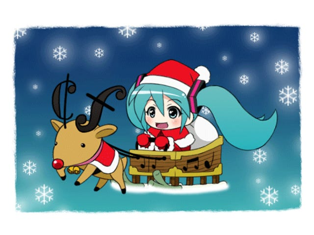 A Holiday Message from Luminous