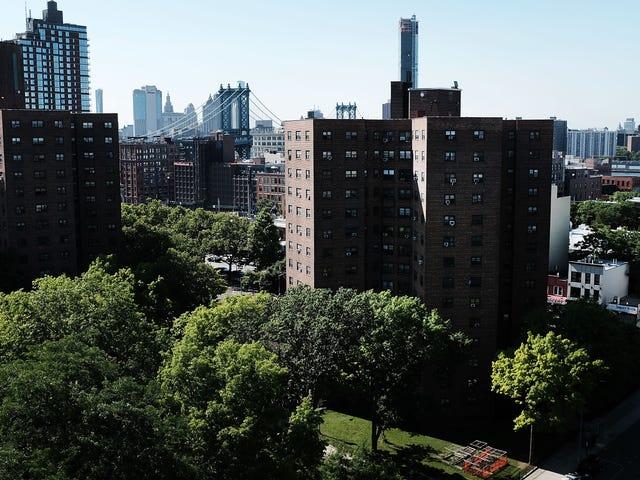 La ciudad de Nueva York finalmente admite que más de 800 niños que viven en viviendas públicas son evaluados para plomo