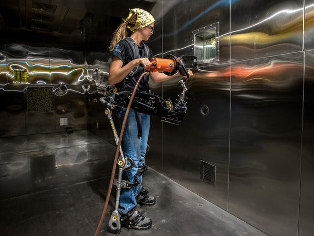 This Is the Future of Heavy Work, and It Looks Awesome