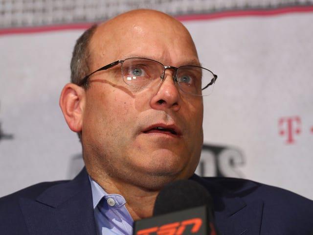 The Oilers yang Patah Apakah Menjaga GM Kerosakan mereka