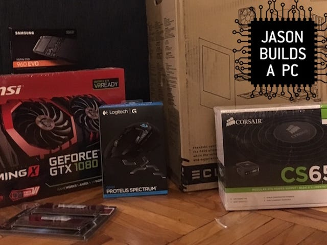 My PC Building Adventure, Part One: Picking The Components