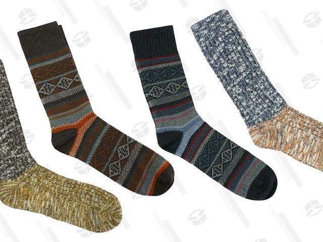 这些打折的勃肯袜子可以让您的脚保持舒适(让您的钱包快乐)