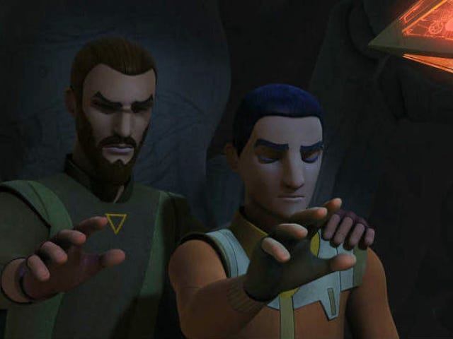 The Producer of Rebels Reminds Us Star Wars Isn't Written in Stone