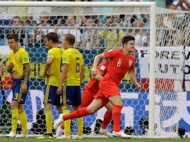 Terrible News: England Defeat Sweden To Advance To World Cup Semifinal