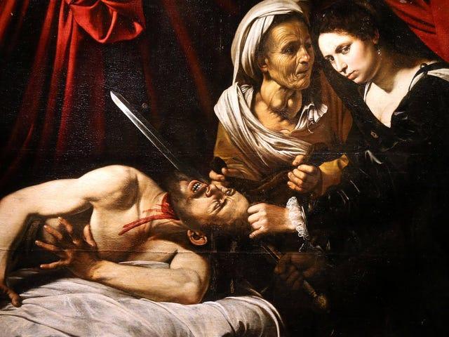 Caravaggio ในห้องใต้หลังคา